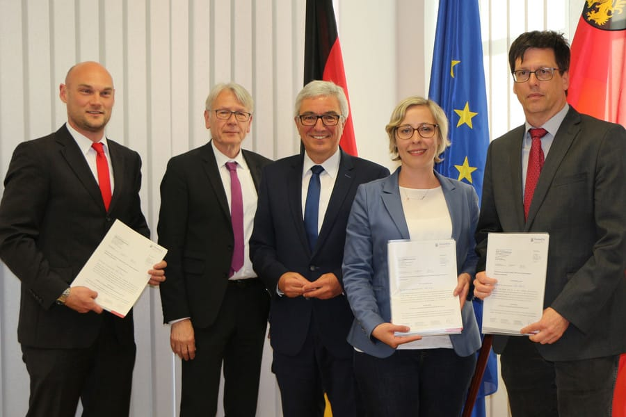 """Rheinland-Pfalz: """"Interkommunales Netzwerk digitale Stadt"""" gestartet"""