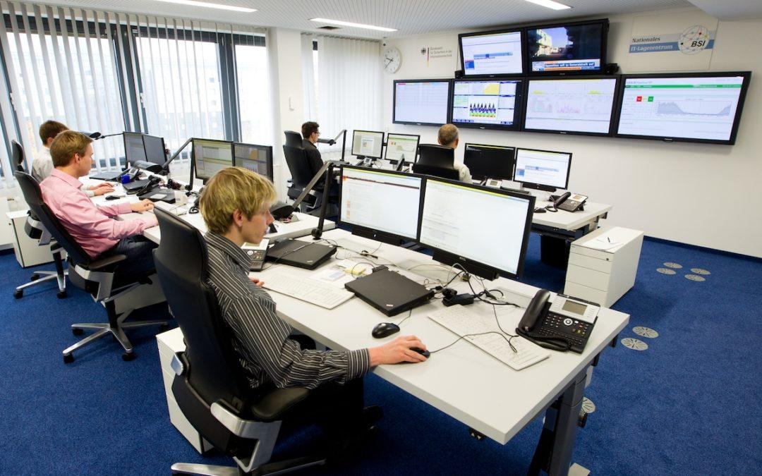 Das BSI warnt erneut vor Trojaner-Angriffen